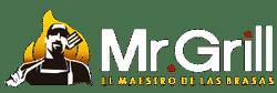mr grill chile logo